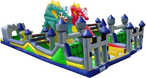 Obstacle Course KLOB-040